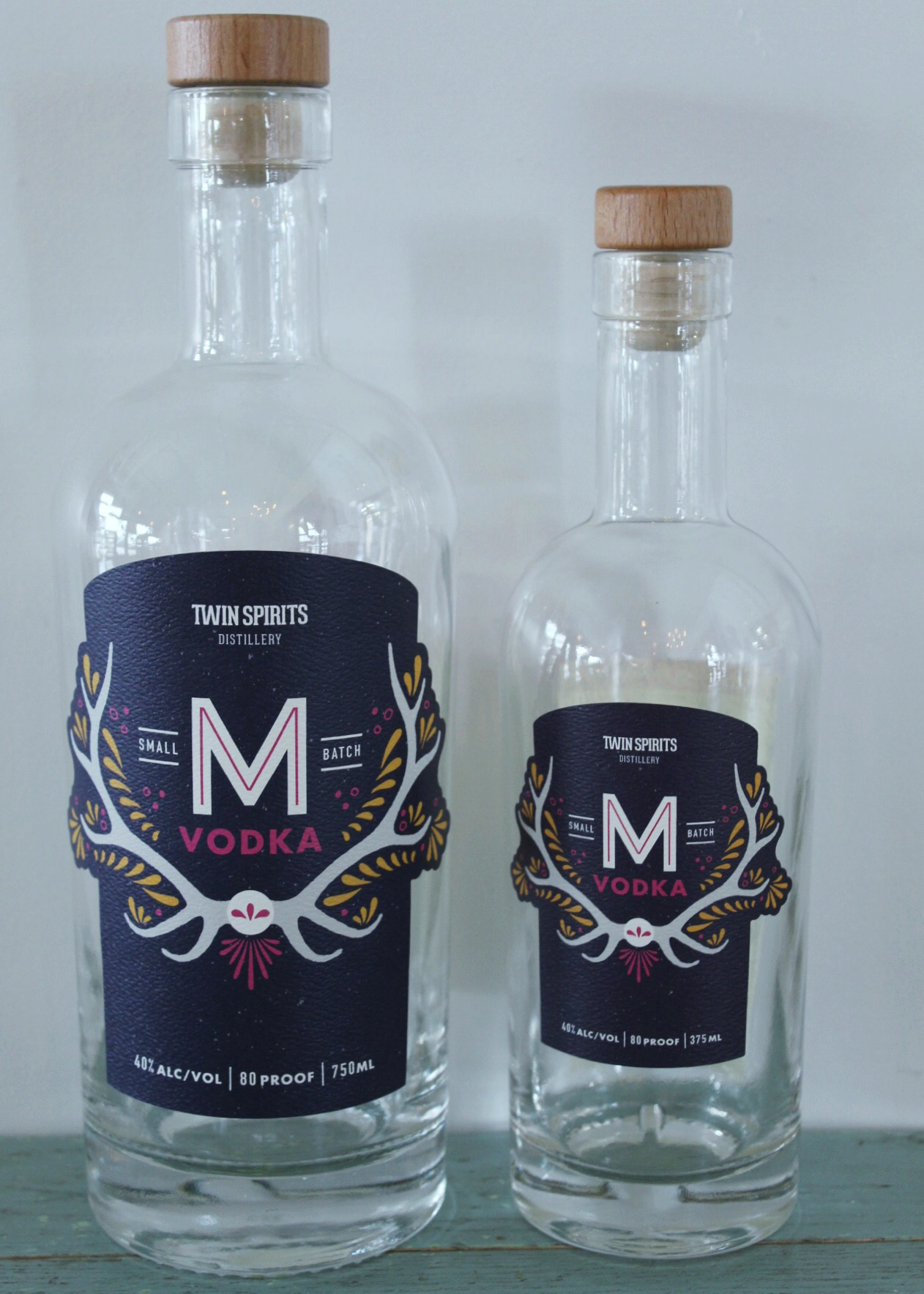 M Vodka